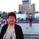 Valentina Khomenko